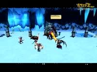 《地下城守护者OL》副本BOSS乱战视频