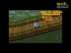 3D ARPG 网页游戏《明月无双》