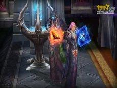 《命运之轮》巫术师 黑暗魔法的掌控者