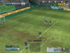 《踢球踢球》最新游击封测试玩视频2
