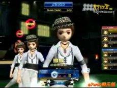 """全新强大网游组织团队""""e7wan俱乐部""""DanceFever游戏宣传视频"""