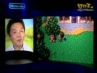 《动物之森:城市人》E3 2008任天堂发布会演示视频