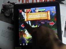 超清 酷比魔方U9GT3 游戏试玩《武士大战僵尸》-酷比魔方