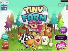 热推 i点评-迷你農場 (Tiny Farm by Com2uS)-试玩视频-app