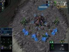 三星WCG2013中国区总决赛 SC2 8进4 iG.Xluos vs Solo.clannad 1
