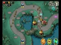 《部落守卫战》第二章11-4通关视频 - 任玩堂