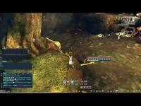 《剑灵》猛兽洞穴轻松开宝石箱子演示视频