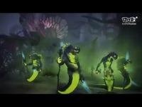 冠军作品《激战2》摇滚音乐原创视频大赛