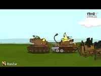 世界 坦克/坦克世界动画小短片8...