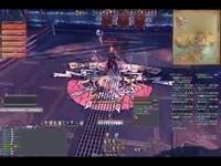 经典视频 剑灵 国服剑灵 6人刷血鲨港口最终boss-国服