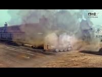 坦克新游《装甲战争》E3宣传片