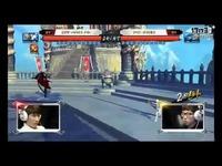 《剑灵》韩服四强赛:拳师VS剑士第一场