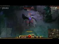 激战2PVE-单刷阿斯卡隆墓穴蜘蛛BOSS的大神战士