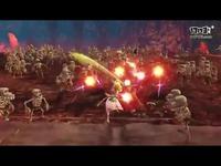 "Wii U《塞尔达无双》塞尔达公主""细剑""演示"