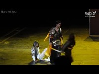 《剑灵》2014金面具Cosplay复仇之路盛典决赛