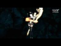 《剑灵》S3武器游龙加身外观效果演示视频