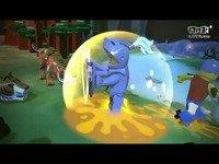 《乐高迷你小人OL》游戏特色宣传视频