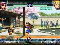 《拳皇2002网战》也许喜欢晴天_VS_我一河南朋友