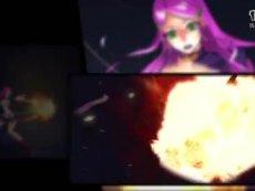 魔法公主励志篇 《魂之猎手》魔魂师漫画视频