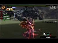 怪物猎人4G 野队巨戟龙讨伐战