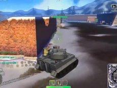 坦克英雄之虎式(5级坦克)