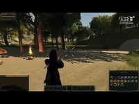 《零之王国》火球术战斗展示
