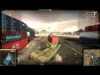 《装甲战争》阿尔法测试游戏画面