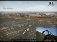 【战争雷霆】P-47雷电的缠斗姿势