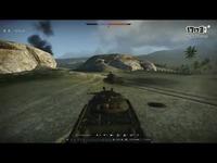 【战争雷霆】兔子急了也咬人,122mm防空炮!