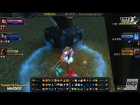 魔兽PvP GCDTV- Cupid vs RMD Welcome to EU vs