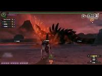 怪物猎人边境G游戏录像解说试作版