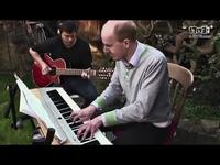 《暗黑3》崔斯特姆主题曲 12弦吉他和钢琴合奏版
