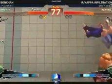 《终极街霸4》DE2015总决赛 - Bonchan vs Infiltr