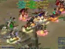 群战网游《天子剑》群战实录宣传片