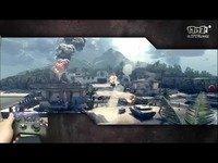 黑武士X9手柄玩现代战争4