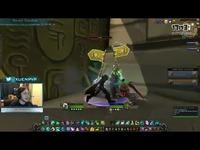 外服魔兽玩家Xuen:双武僧竞技场2v2视频