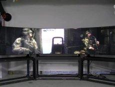战地3——用vofrid全视景、弧形大屏玩游戏