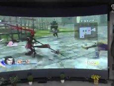 真三国无双——用vofrid全视景、弧形大屏玩游戏