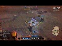 《狼骑士》封测3V3PVP视频