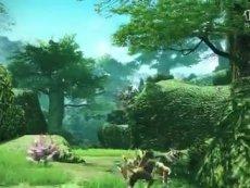 《梦幻之星OL2》TGS2015预告片