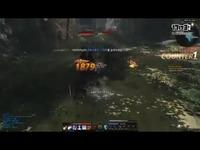 《魔剑英雄》二测战斗法师游戏画面1