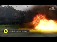 《装甲战争》公测预告片