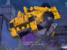 【变形金刚:毁灭】第五章最终BOSS-巨无霸