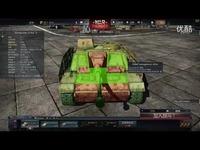 《战争雷霆》新机制-坦克弱点分析以及装甲角度角度对应防护值分析_标清-视频 最热