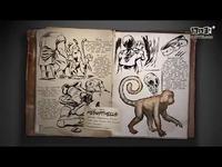开锁丢大便!《方舟:生存进化》中猴宣传片
