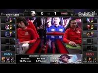 S5总决赛八强赛 KT vs KOO #2