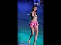 韩国热舞系列-这个妹纸够靓,不知道是不是李恩率