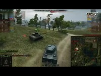 """坦克世界达旦解说之AMX1945 (白板、无技能、不超过二十场。下一期介绍坦克世界的黑科技)-""""作战"""