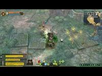 《救世之树》52级盾剑游戏画面