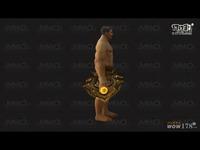 魔兽世界7.0风行僧神器外观预览  诸天之拳